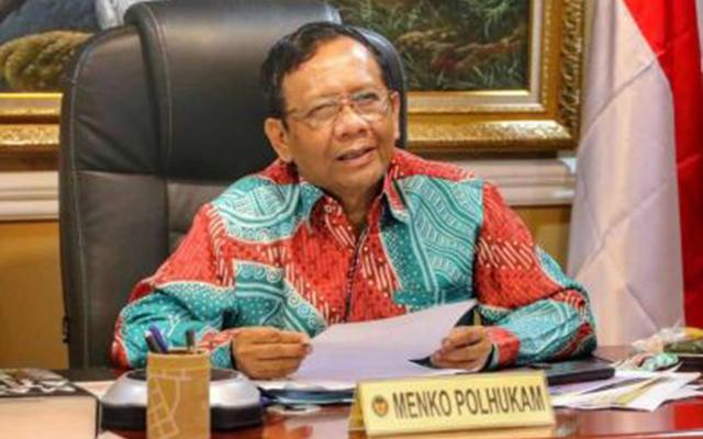 """Mahfud MD Bingung, """"Kok Menonton Film G30S/PKI Diributkan, Nonton Kapan Saja Boleh"""""""