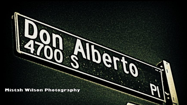 Don Alberto Place, Los Angeles, California by Mistah Wilson