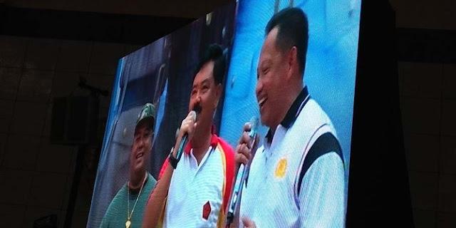 Inilah 5 Momen Keakraban Panglima TNI dan Kapolri Bikin Adem NKRI