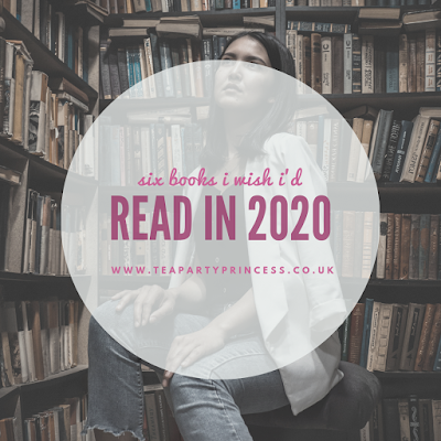 Six for Sunday: Books I Wish I'd Read in 2020