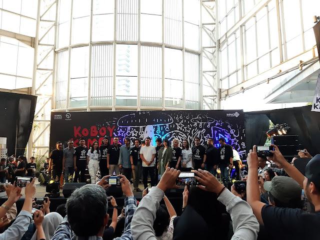 Trik Bikin Negara Baru Versi Film Koboy Kampus (3)