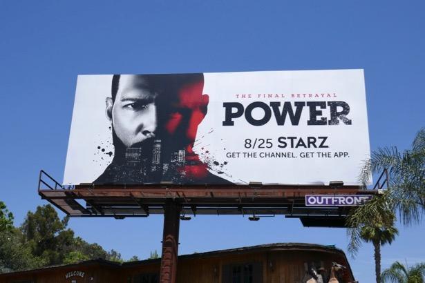 Power final season 6 billboard