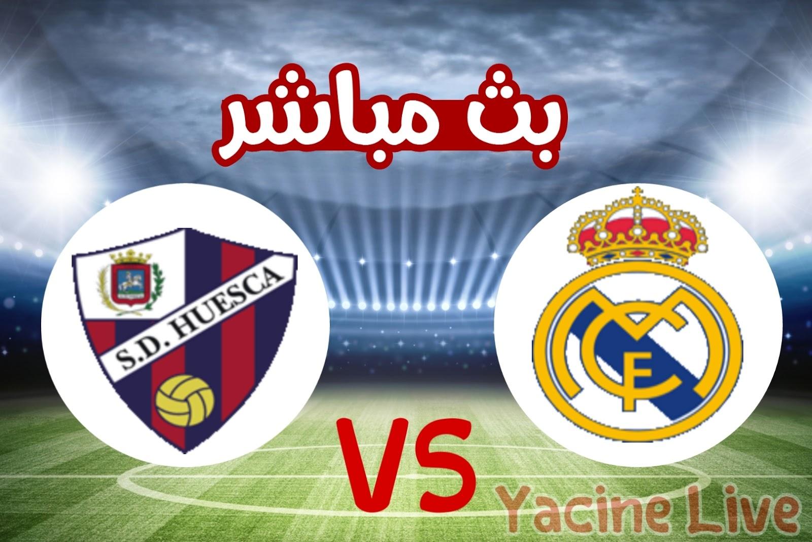 بث مباشر ريال مدريد ضد هويسكا بجودة عالية وبدون اي تقطعات