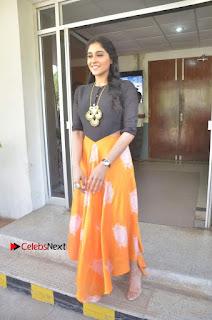Actress Regina Candra Stills at Maanagaram Movie Press Meet  0018.jpg