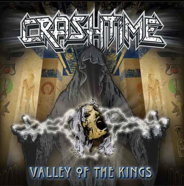 """Ο δίσκος των Crashtime """"Valley of the Kings"""""""