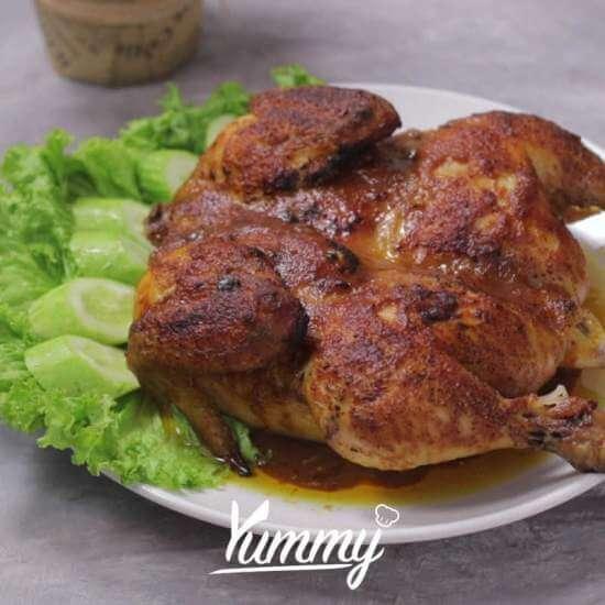 Cara Membuat Ayam Bakar Mudah dan Lezat