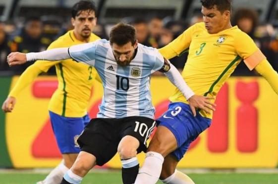 بواحد دون رد ميسي يسحق البرازيل