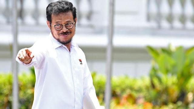 Mentan Syahrul Yasin Limpo Digugat Peternak Unggas Rp 36 Miliyar