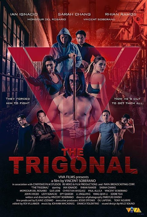 The Trigonal: Fight for Justice 2018