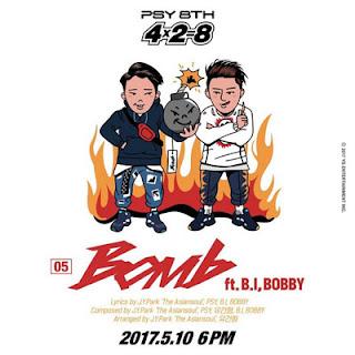 Psy – Bomb (Feat. B.I & Bobby)
