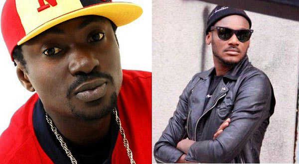"I wrote ""African Queen"" - Blackface blasts 2face Idibia once again"