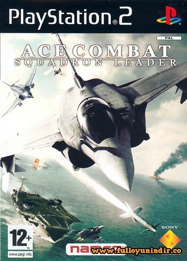 Ace Combat Squadron Leader (PAL) Playstation 2 Tek Link