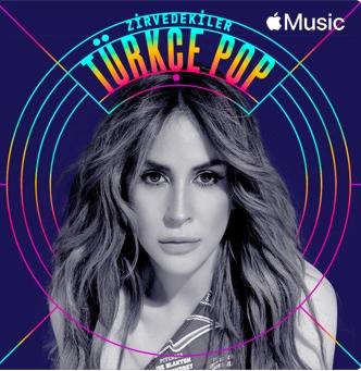 Zirvedekiler Türkçe Pop (iTunes) Eylül 2021 indir