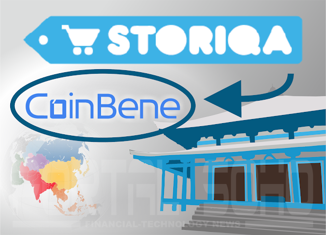 Storiqa Starts The Expansion In Asia Through The CoinBene Exchange