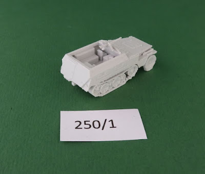 Sd Kfz 250/1 to 11 picture 2
