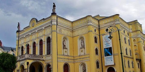 Színházak éjszakája - Kalandtúra és horrorisztikus kulisszajárás Debrecenben
