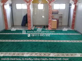 Karpet Masjid Murah Bogor Jawa Barat