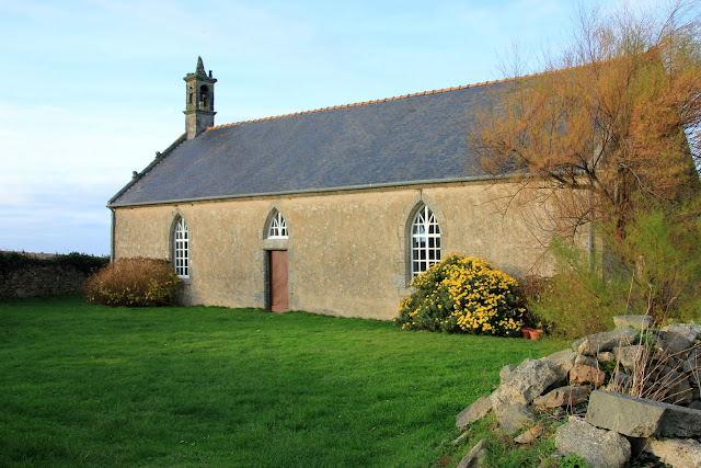 Landéda - chapelle de Broennou