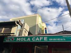 EDİRNE'DE SICACIK BİR MOLA. MOLA CAFE..