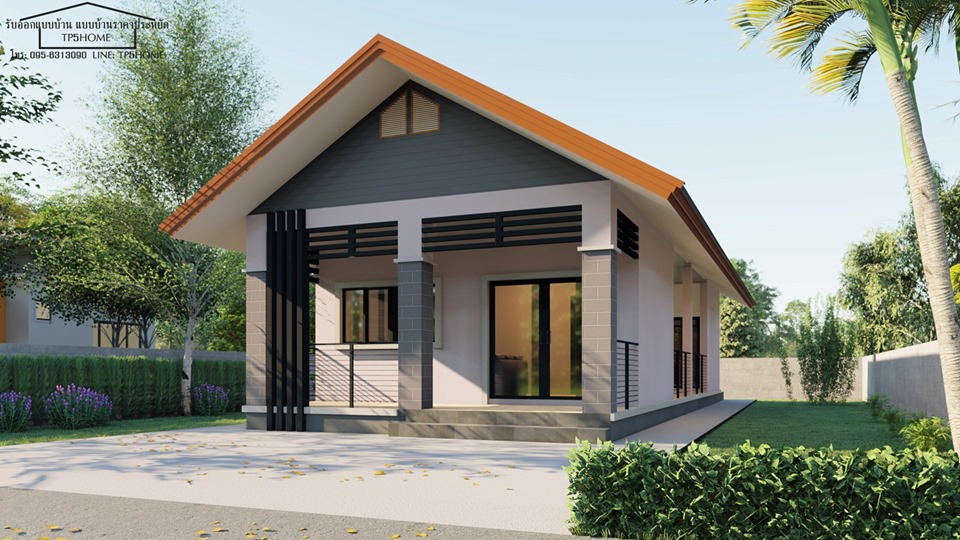We all dream to have a house of our own! But due to the increasing material and labor cost, sometimes achieving our dream home is a challenge! Good thing, there are many small house design nowadays that we can consider. Just, for example, the following 10 small house plans with a design from simple to stylish from T5home!  House Design No. 1   This cozy home may be small, but it's sizable enough to fit all the necessities and comforts of a small family.  It's even equipped with a small porch where owners can simply enjoy their morning coffee or pass time on a beautiful day. This house has two bedrooms and two bathrooms. Budget estimate for this house is $20,000!  House Design No. 2   A square house with a small balcony! A practical choice for a small family. This house has two bedrooms and one bathroom! The total floor area of this small home is 6 by 6 meters while the front porch is 1.5 by 6 meters! The estimated budget for the construction of this small abode is $12,000!  House Design No. 3   This small and contemporary home is beautifully designed to host families. A small house with two bedrooms, a shared bathroom and a front terrace where homeowners can enjoy the morning sun or afternoon talks! The total floor area of this house is 9 by 10 meters while the terrace is 9 by 2 meters!  House Design No. 4  This one is simply stunning small house with a roof deck! Small house designed to have two bedrooms and a shared bathroom while the deck is the best place to chill, sip your morning or afternoon coffee or simply enjoy the view of your surroundings. This house has a total area of 9 by 7 meters the same as its deck while front porch is 9 by 4 meters!  House Design No. 5  A modern boxy home with two bedrooms and three bathrooms! The total floor area of this house is 112 sqm while the front porch is 30 sqm! Having a small house like this saves money from the planning to the construction! And it is easier to maintain!  House Design No. 6  We all have our dream homes. But sometimes, our pockets are not deep enough to make that come true. So instead of dreaming mansions or villas, we can start having a house that we can build in a small budget! Just like this house with two bedrooms,  two bathrooms, and a terrace! The total area of this house is 79 sqm while the front porch is 11 sqm. This house has an estimated budget of $27,000!  House Design No. 7  All you need is enough space to enjoy life with your family. So this house focus on simplicity with two bedrooms, two bathrooms and a small terrace in the front. The total living area is 64 sqm while the terrace is 10 sqm! Estimated budget is $21,000!   House Design No. 8  An elevated small home that is perfect if your location is typhoon and flood-prone! This house has two bedrooms, one bathroom, and a small terrace just enough for a small family and a few guests! The total area of this house is 56 sqm while the terrace is 18 sqm. Estimated budget is $16,000!  House Design No. 9  Another boxy house on the list with a modern roof design! Two-Bedroom home with one bathroom and a spacious terrace in front! Total home area is 64 sqm while the terrace is 30 sqm. Budget estimate for the construction of this house is $24,000!  House Design No. 10  Another elevated small home on the list! This one has also two bedrooms, one bathroom, and a balcony with budget estimates of $13,000!   Please take note that budget estimates in this video are only based on the computation of the homebuilder itself. It may vary depending on the labor and material cost in your area!  These houses are designed by TP5 Home and you can search them on Facebook! If you enjoy this video, please subscribe! Thank you!
