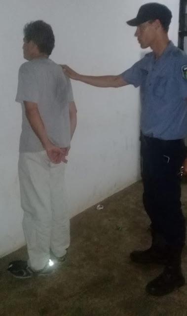 La Policía resguardo a víctimas y detuvo a 2 hombres por desobediencia judicial