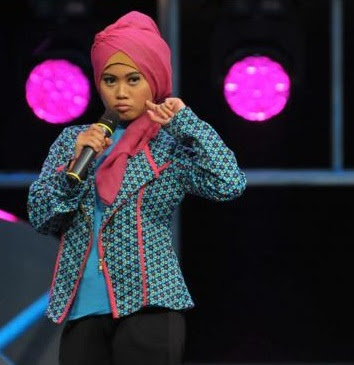 Musdalifah Pinrang stand up comedy academy indosiar