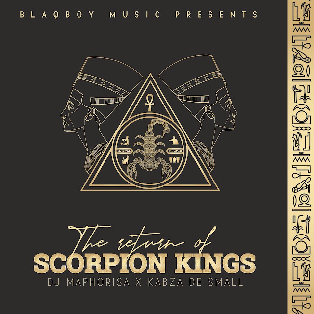 Dj Maphorisa & Kabza De Small - The Return Of Scorpion Kings (Álbum)