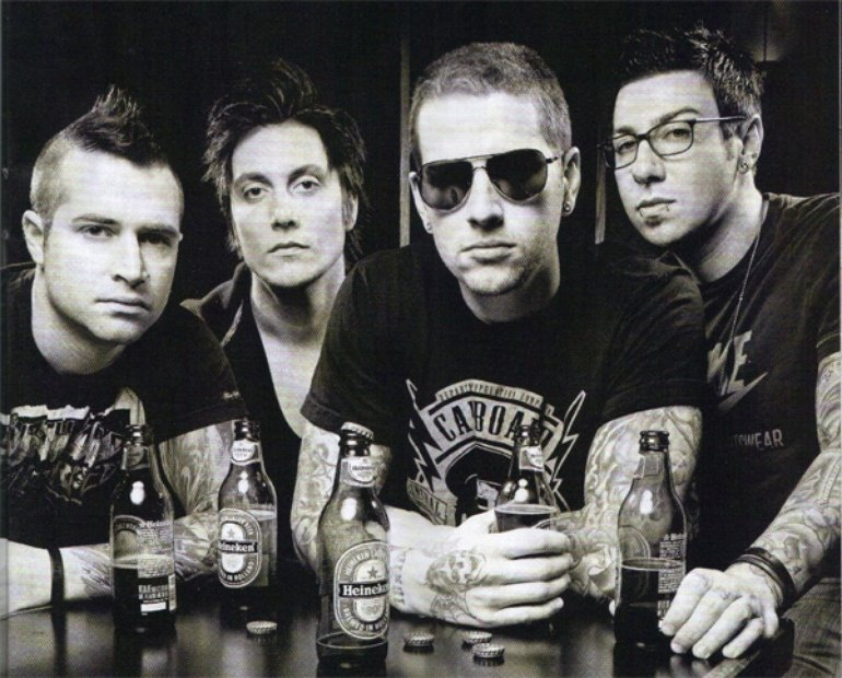 Avenged Sevenfold News: Hear Avenged Sevenfold's vocals