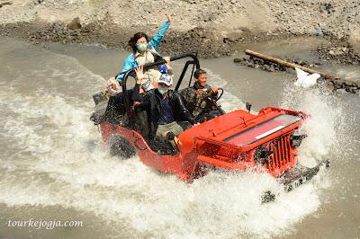 Adventure Jeep Merapi