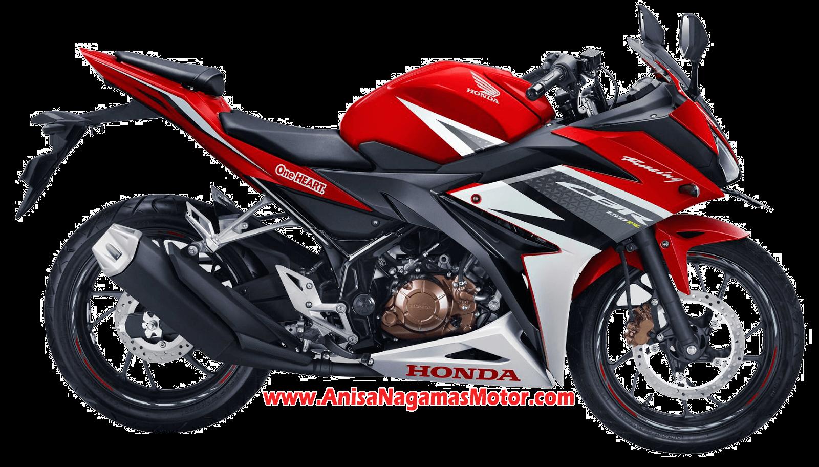 New Honda Cbr150r Racing Red Dealer Nagamas Motor Klaten Vario 125 Esp Cbs Titanium Black Sragen All 2018 Anisa Naga Mas Asli Resmi Astra