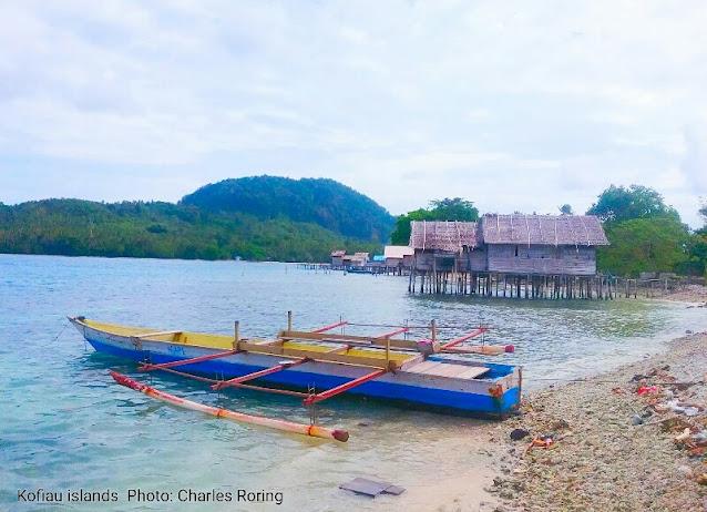 marine tour in Raja Ampat