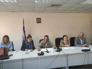 «Ενημέρωση για την πρόοδο του ΠΕΣΔΑ και τα νέα χρηματοδοτικά εργαλεία»