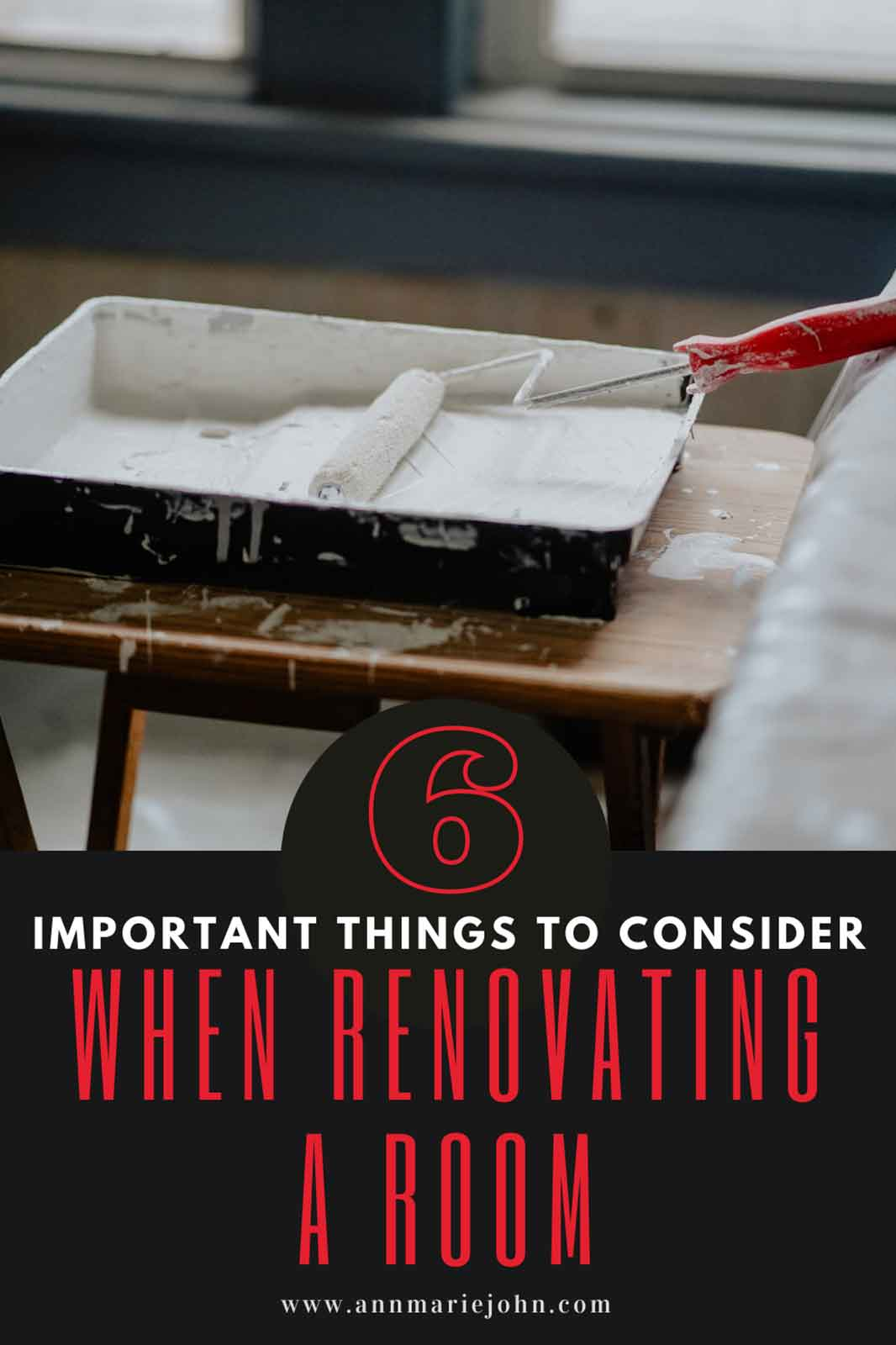 Important Things to Consider When Renovating any Room