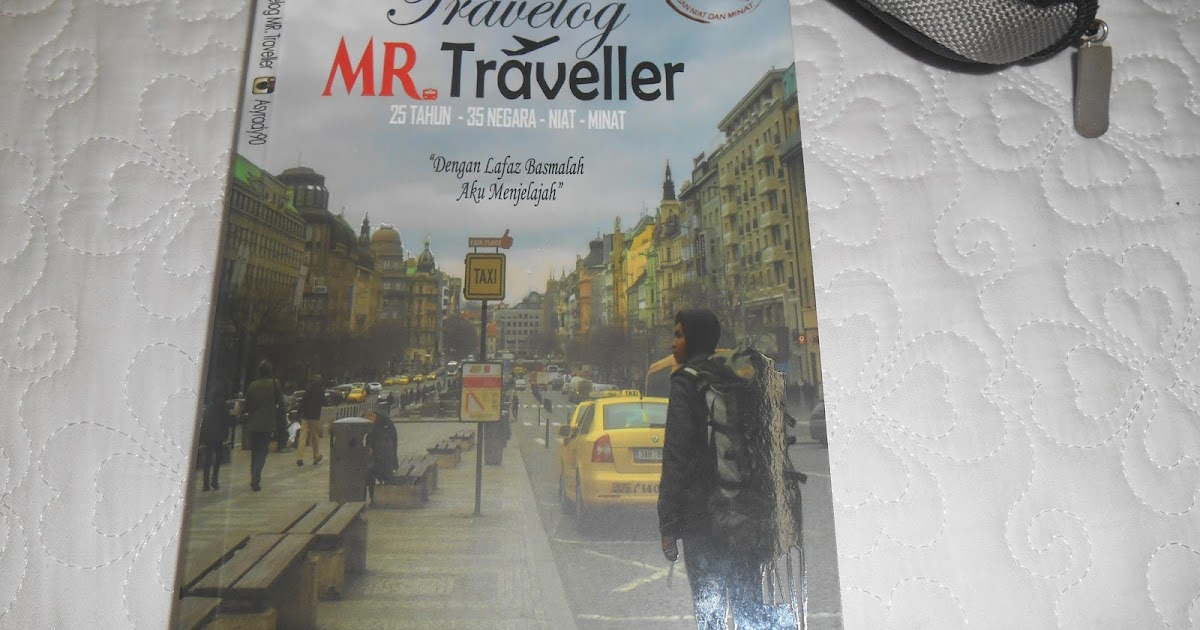 review buku travelog mr traveller. Black Bedroom Furniture Sets. Home Design Ideas
