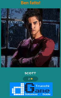 Soluzioni Guess the Teenwolf livello 47 level