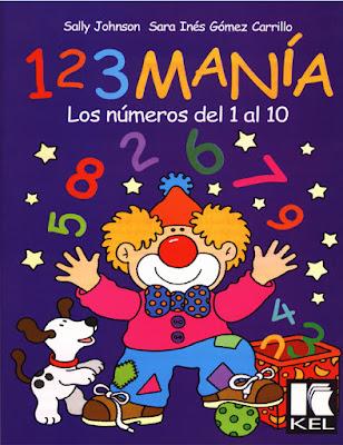 fichas-123 manía-aprender números