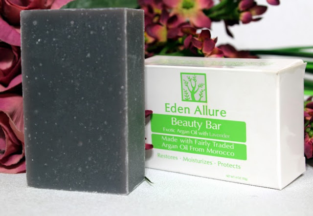 Eden Allure Pure Argan Oil and Beauty Bar