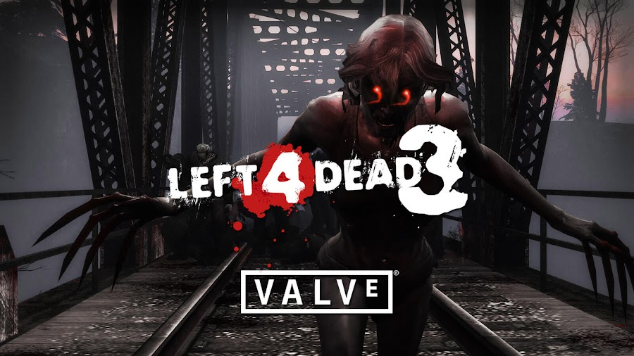 left 4 dead 3 open-world game plans valve corporation cooperative zombie shooter morocco turtle rock studios back 4 blood