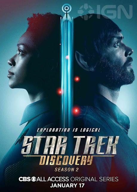 Star Trek: Discovery CBS All Access season 2