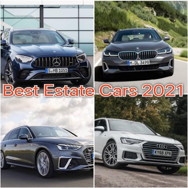 Best Estate Cars 2021