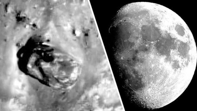 'Ancient Tank' Spotted On The Moon Shocks UFO Experts