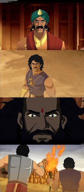 Baahubali The Lost Legends Ep 04 Blood For Blood 2017 HDRip 720p Hindi