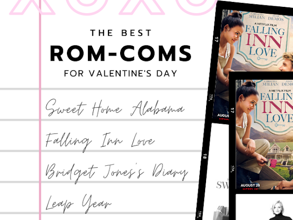 The Best Rom-Coms for Valentine's Day