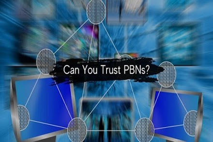 Can You Trust Private Blog Networks?