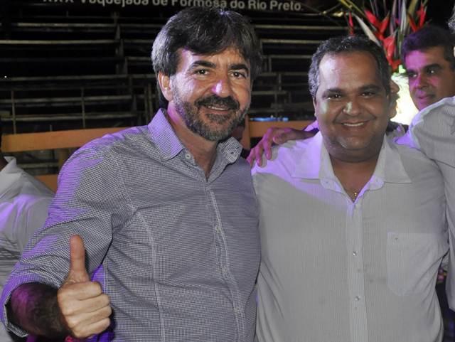 Neo recebe convite de Euris Ribeiro