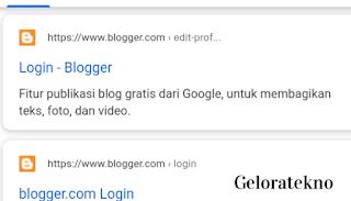 Tips Membuat Blog yang mudah dan gratis - geloratekno.com