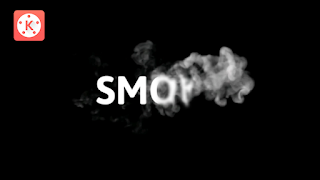 Tutorial KineMaster | Membuat Opening Video (Smoke Text Effects/ Efek Asap Rokok)