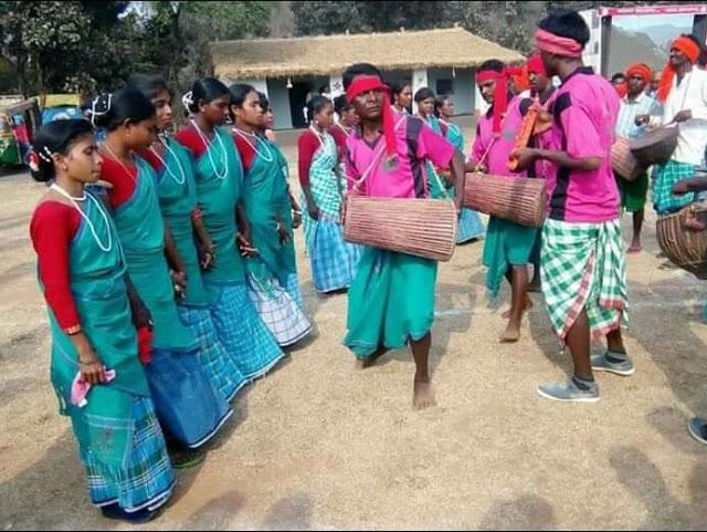 Folk dance image