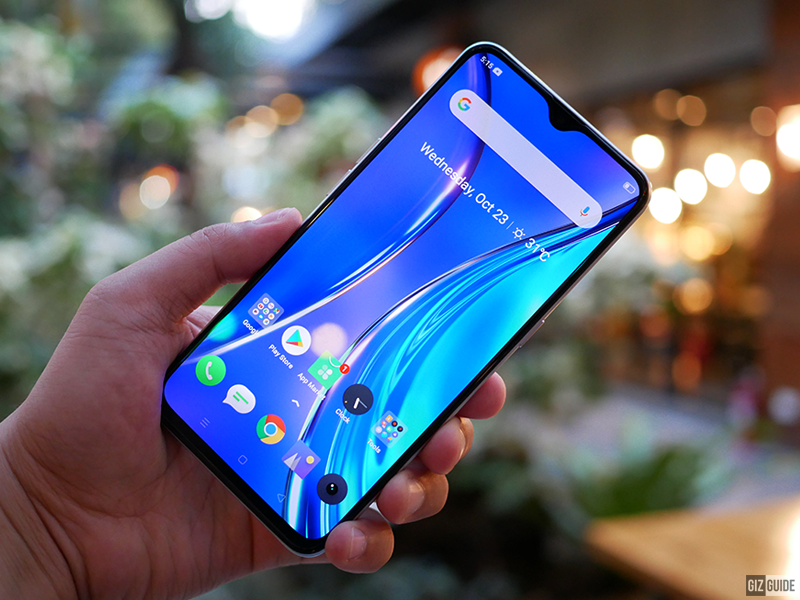 """You can turn off """"Content Recommendations"""" on realme phones"""