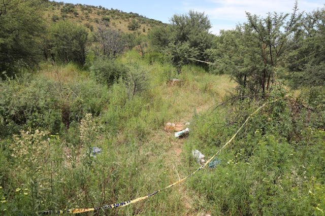 15-year-old south african girl shoots the man who wanted to rape her in a bush (Pictures)